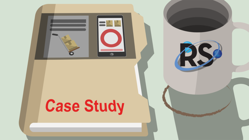 Case Study Stock management system